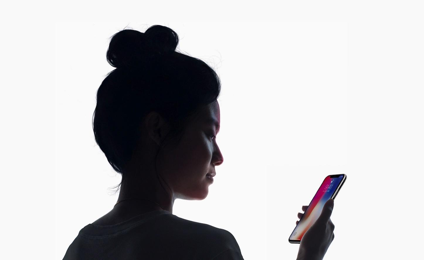 Face-ID-iPhoneX