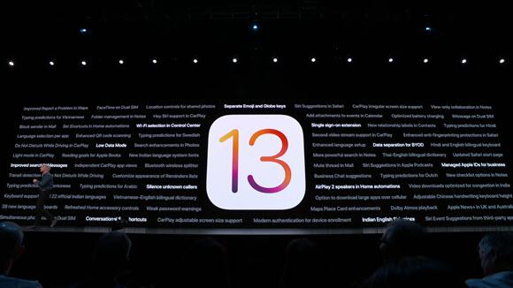 iOS13-WWDC2019